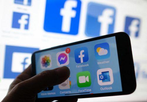 Die Aktion richtet sich gegen Querdenker auf Facebook selbst und Instagram. apa