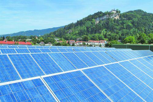 Die Besitzer einer Photovoltaik-Anlage haben ihr eigenes Kraftwerk am Dach.