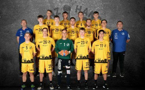 Die Bregenzer Nachwuchsmannschaft musste sich Wels geschlagen geben. Als nächster Gegner wartet nun der Alpla HC Hard. Handball Bregenz