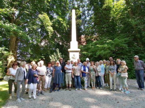 Die Hörbranzer Kneippianer machten einen Ausflug nach Bad Wörishofen.KAC Hörbranz