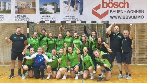 Die in der Bezirksliga Bodensee spielenden Frauen des HC Lustenau haben im ÖHB-Cup Heimvorteil gegen den UHC Hollabrunn. VErein