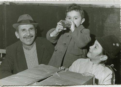 Die Kinder der türkischen Gastarbeiter wuchsen in Vorarlberg auf. Geschichtsverein