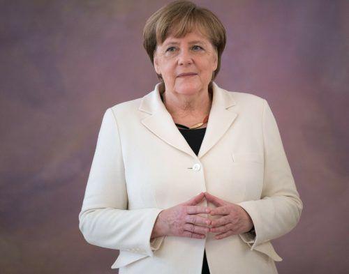 Die Merkel-Raute wurde zum Markenzeichen der Kanzlerin. Diese Handhaltung hat sogar einen eigenen Wikipedia-Eintrag.AFp