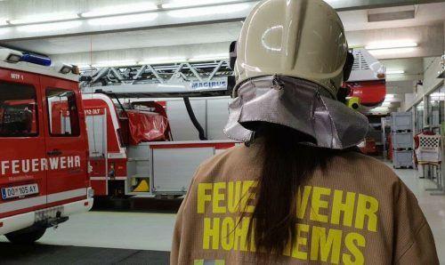 Die Notstromversorgung des Hohenemser Feuerwehrhauses wird auf Vordermann gebracht.
