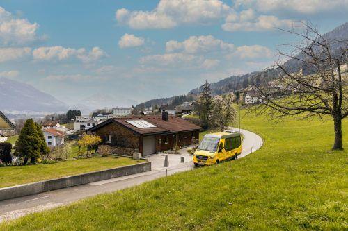 Die Stadtbuslinie 7 wird ausgebaut. Das soll auch zu einer Entlastung des Verkehrsaufkommens auf der Letze führen. Stadtbus