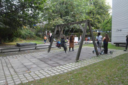 Dieser Platz dient 88 Kindern zum Spielen und Zeit an der frischen Luft zu verbringen.bvs (4)