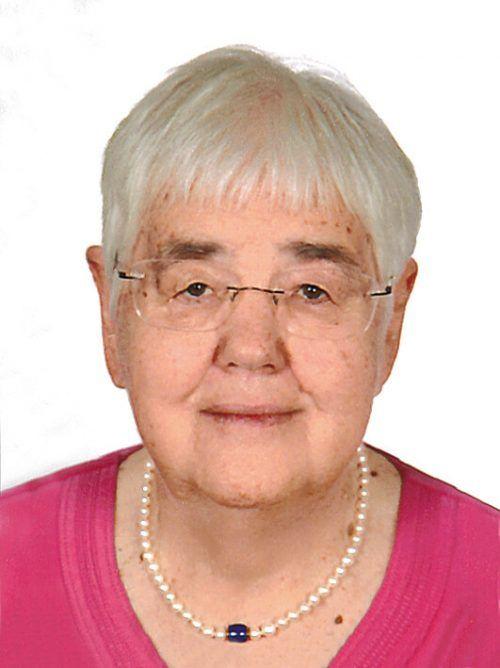 Dr. Hildegard Lorenz war Bildung ein Herzensanliegen.