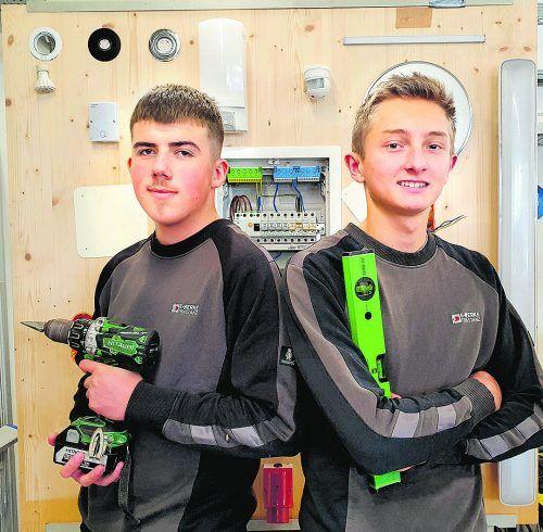 E-WERKE beschäftigt in Frastanz neuerdings zwei Elektrotechniker und eine Bürokauffrau (nicht im Bild).