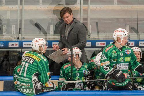 ECB-Headcoach Markus Juurikkala ist von seiner Mannschaft überzeugt, glaubt, dass sein Team das Zeug zur AHL-Überraschung hat.stiplovsek