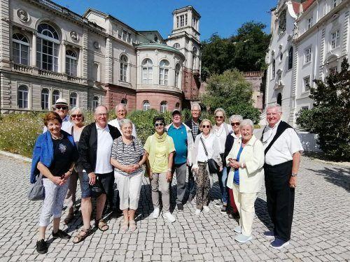 Eine schöne Entdeckungsreise zu den Weinstraßen in Baden und im Elsass erlebten die Reisefreunde vom Seniorenbund.Seniorenbund