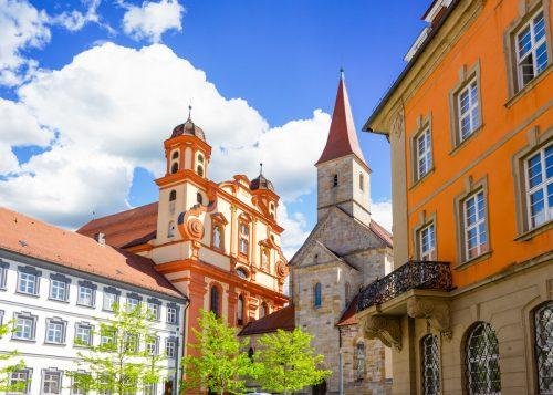 Eines der Ziele der VN-Erlebnisreisen: das Schlossmuseum Ellwangen. Adobe Stock