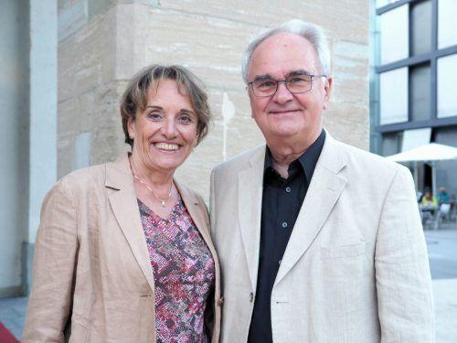 Elisabeth Türk-Saggel und Johannes Saggel.