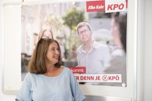 Elke Kahr könnte Bürgermeisterin der steirischen Landeshauptstadt werden. APA