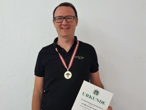 Erfolgreicher ÖM-Starter Stefan Abbrederis.SSV Rankweil