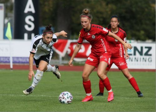 FCD setzt auf Carina Brunold (o.). RW-Coach Müslüm Atav sieht sein Team als Underdog.lk