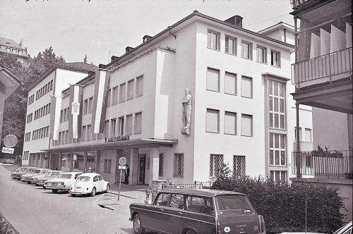 Feldkirch, Arbeiterkammer, 1969