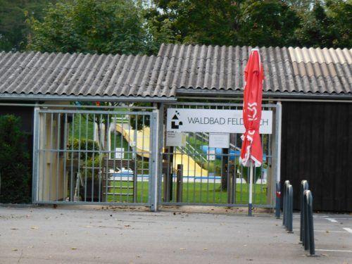 Für diesen Sommer wurden im Waldbad Gisingen die Türen geschlossen. Die Bilanz gibt – wie in der Felsenau – keinen Anlass zur Freude.Mäser