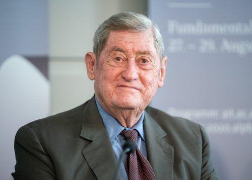 Hannes Androsch war Finanzminister und Vizekanzler. apa