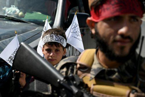 Ihren Kampf gegen die frühere Regierung und ihre internationalen Verbündeten haben die Taliban hauptsächlich durch kriminelle Aktivitäten finanziert. AFP