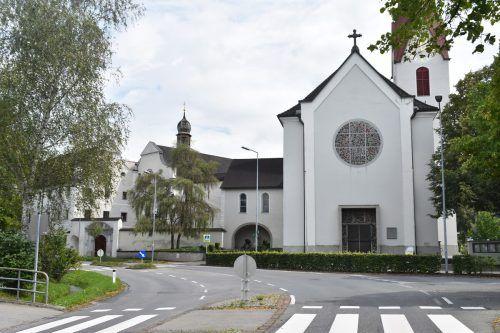 Im Dominikanerinnenkloster leben heute nur noch wenige Ordensfrauen.SChuler