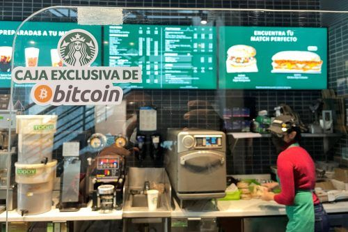 In El Salvador ist Bitcoin offizielles Zahlungsmittel. Reuters
