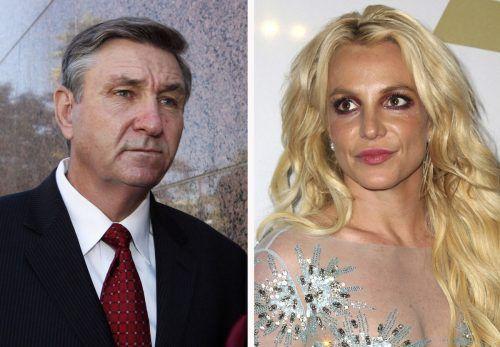 Jamie Spears hat vor 13 Jahren die Vormundschaft über seine Tochter Britney übernommen. Er wollte ihr helfen, die schwere Lebenskrise zu überwinden. AP