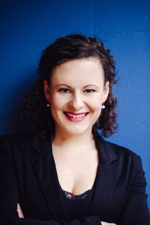 Julia Großsteiner leitet seit Mai die Musikschule Brandnertal.Sprenger