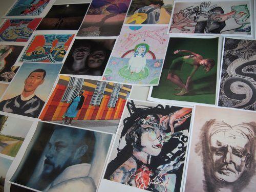 Junge Kunst steht im Fokus des Formats. YAG