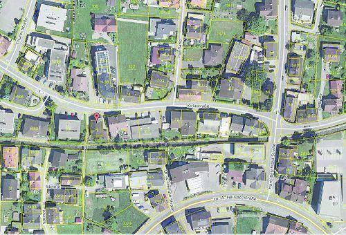 © Land Vorarlberg: data.vorarlberg.gv.at, BEv (DKM); maps4news
