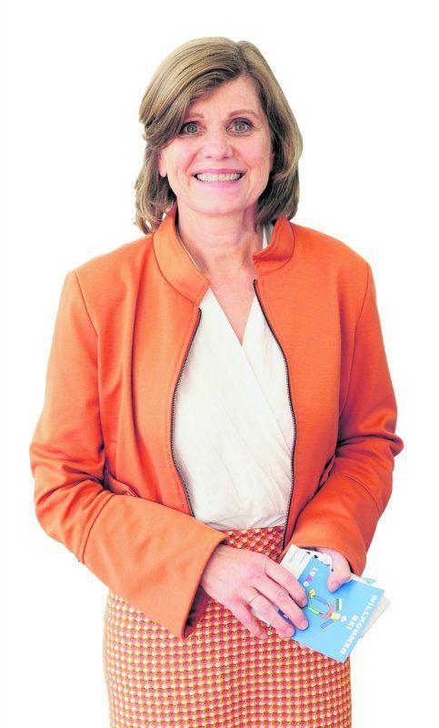 Landestatthalterin Barbara Schöbi-Fink.
