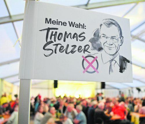 LH Thomas Stelzer will bei der Landtagswahl deutlich zulegen.APA
