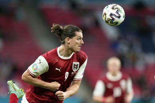 Marcel Sabitzer steht dem ÖFB-Team in der WM-Qualifikation wieder zur Verfügung. apa