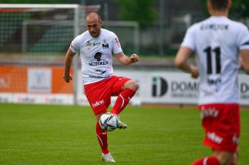 Mario Jokic steht vor seinem Comeback für den FC Dornbirn.gepa