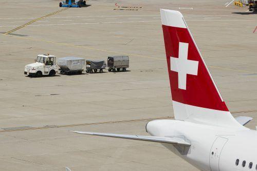 Mehr als die Hälfte des Swiss-Personals ist geimpft. reuters