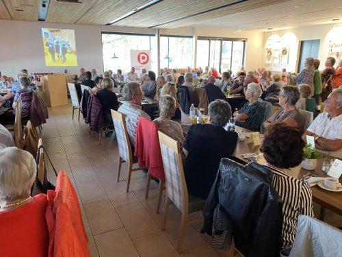 Mitgliederversammlung des PVÖ Bregenz im Gasthaus Lamm. PVÖ