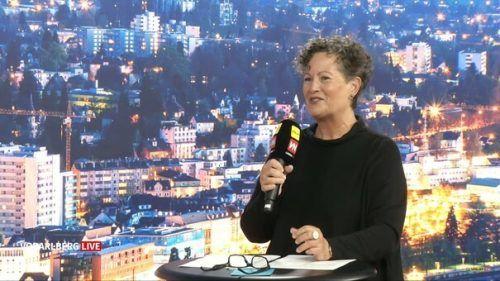 Montagsforum Bettina Barnay hat im Jänner 2020 die Geschäftsführung übernommen