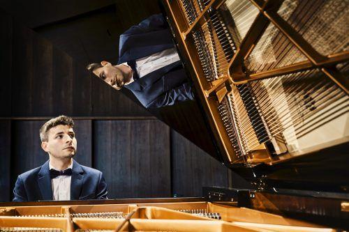 Nach den Festspielen tritt Gabriel Meloni auch bei der Alpenarte auf. bf/köhler