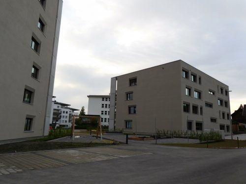 Nach rund zwei Jahren Bauzeit wird die neue Wohnanlage im Kalkofenweg noch in diesem Jahr mit Leben gefüllt. Am 1. Dezember ist offizieller Mietbeginn.MÄSER
