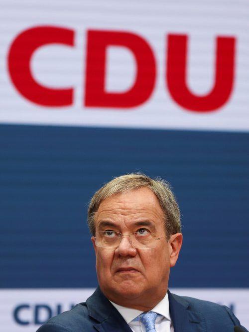 Noch am Wahlabend hatte der CDU-Chef bekräftigt, dass er eine Jamaika-Koalition anstrebt, obwohl die Union bei der Wahl deutlich abstürzte. reuters