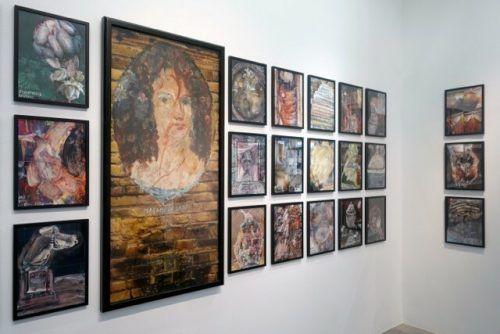 Noch bis 25.September zu sehen: Arbeiten von Paul Renner in der Galerie Konzett in Wien. galerie
