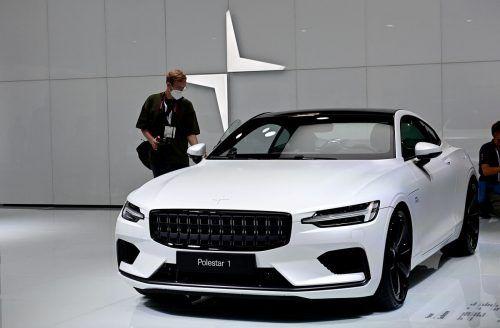 Polestar war 2017 von Volvo und dem Eigentümer Geely gegründet worden.