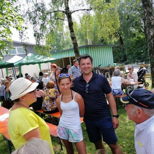 PVÖ Hard lud zum Sommerfest.PVÖ Hard