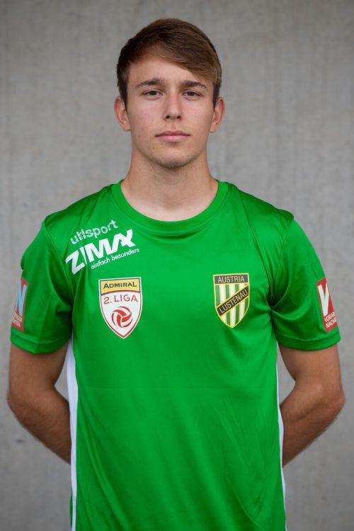 Raul Marte kam in der letzten Saison gegen den FC Dornbirn zum Einsatz. Nun muss der Mittelfeldspieler wegen Herzproblemen lange pausieren.gepa