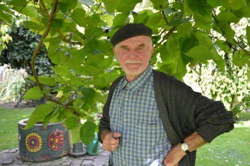 Robert König präsentiert seinen neuen Film am Montagabend.vv