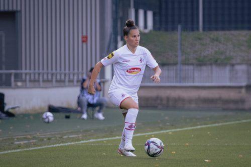 Köln-Legionärin Sabrina Horvat steht heute in Lettland im Kader des ÖFB-Teams.FCK