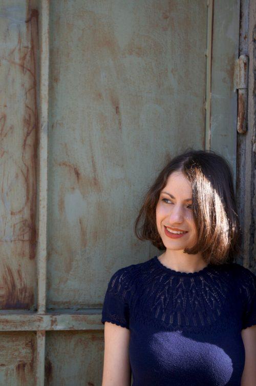 Sarah Kuratle stammt aus Bad Ischl und lebt mittlerweile in Vorarlberg. Felder-archiv