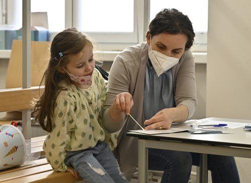 """Schulbeginn am Montag: """"So mühsam wie im Vorjahr wird es nicht mehr"""", sagt Netzer.APA"""