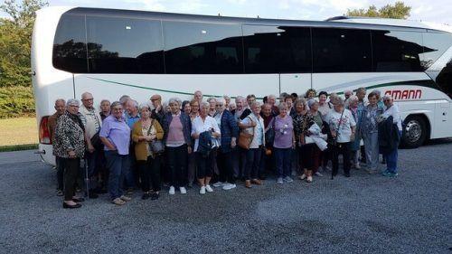 Seniorenbund-Ausflug. SB Altach