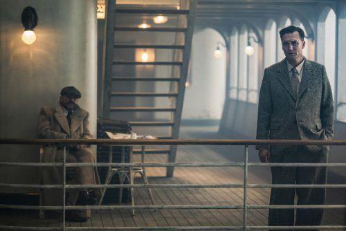 """Szene aus dem Film """"Schachnovelle"""" von Philipp Stölzl, der in Bregenz """"Rigoletto"""" auf dem See inszenierte. VN/ps, Constantin"""