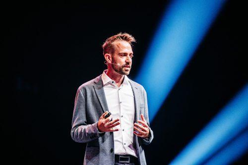 Thomas Wlazik ist Managing Director der innovativen Plattform.